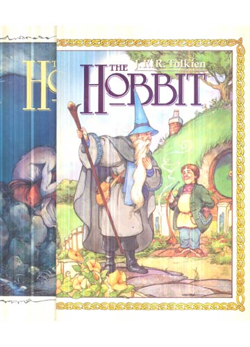 The Hobbit - 2 Volumes