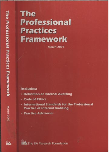 The Professional Practices Framework - March 2007