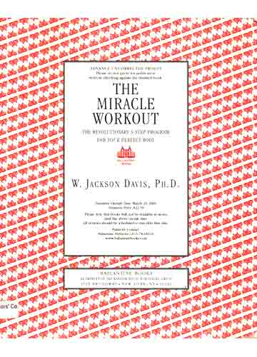 The Miracle Workout