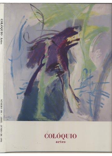 Colóquio - Artes - Número 101 - Abril - Junho de 1994