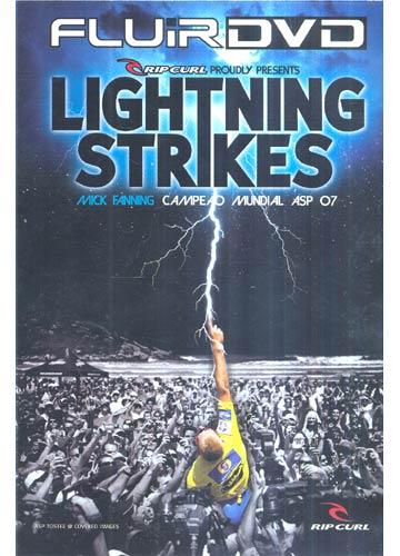 Lightning Strikes - Mick Fanning Campeão Mundial ASP 07