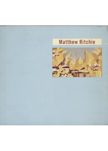 Matthew Ritchie