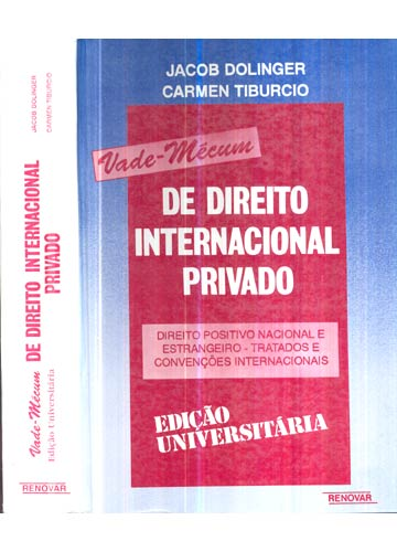 Vade-Mécum de Direito Internacional Privado