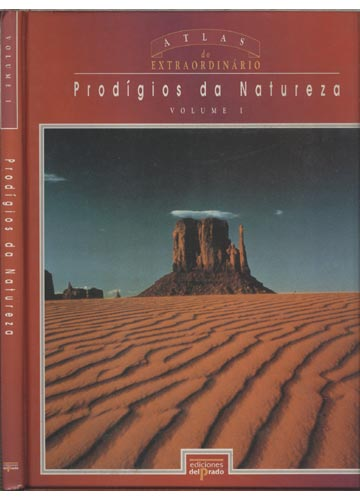 Prodígios da Natureza - Volume 1