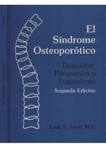 El Síndrome Osteoporótico