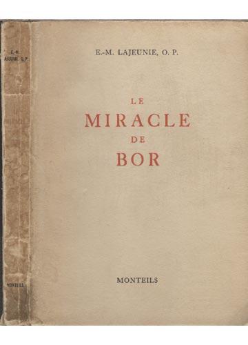 Le Miracle de Bor