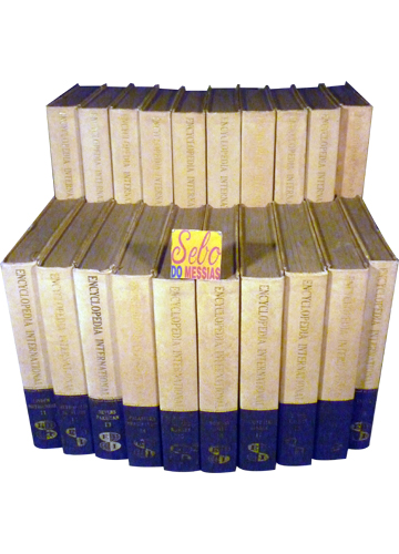 Encyclopedia International - 20 Volumes