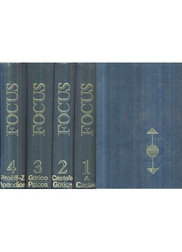 Focus - Enciclopédia Internacional - 4 Volumes