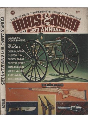 Guns & Ammo 1971 Annual