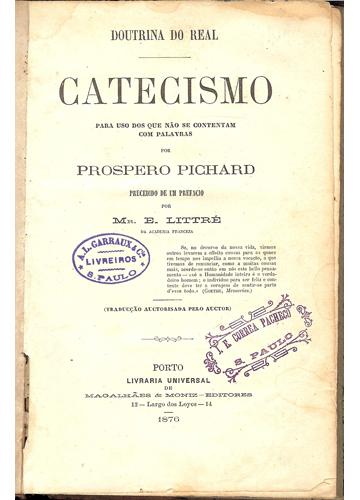 Doutrina do Real - Catecismo