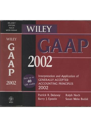 GAAP 2002