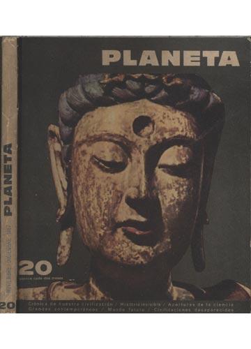 Planèta - Nº.20 - Noviembre - Diciembre 1967