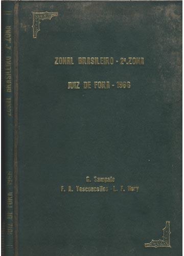 Juiz de Fora-1966 - Zonal Brasileiro - Segunda Zona