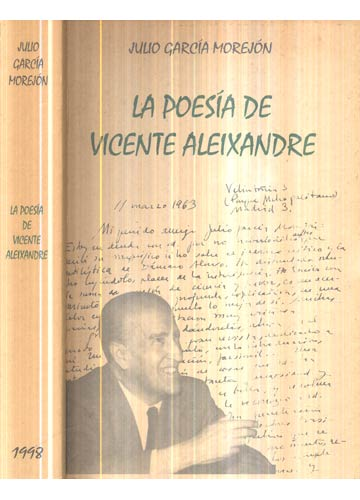 La Poesía de Vicente Aleixandre