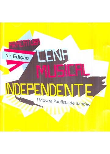 Cena Musical Independente - 1ª Edição - Araçatuba