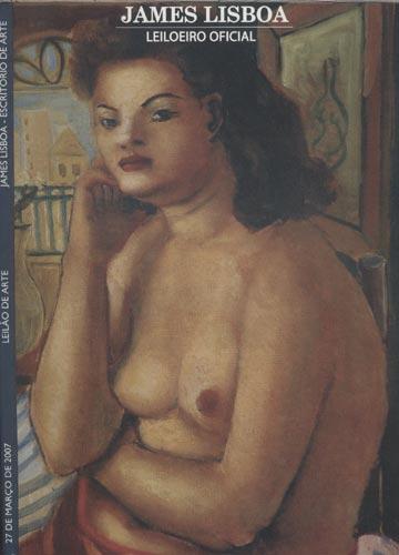 Leilão de Arte - 27 de Março de 2007