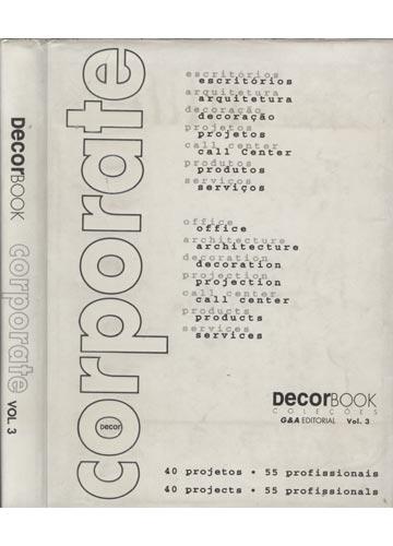 Decorbook Corporate - Volume 3