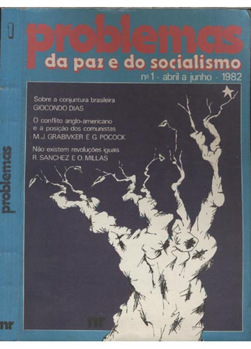 Problemas da Paz e do Socialismo - N°.01 - Abril a Junho  -1982