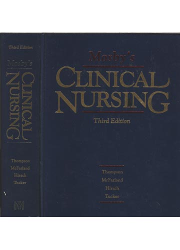 Mosby's Clinical Nursing