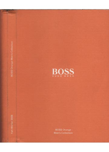 Boss Orange Men's Collection - Fall/Winter 2008 - Com CD