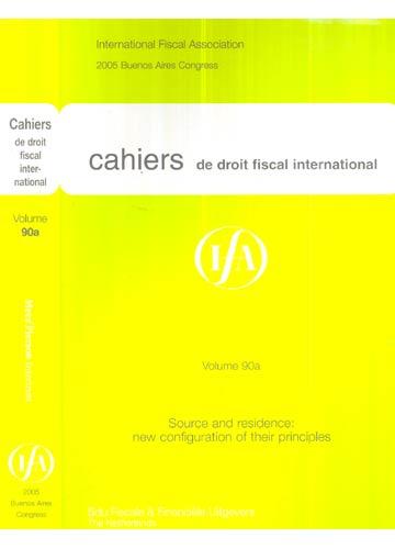Cahiers de Droit Fiscal International - Volume 90a - Mees Pierson Intertrust