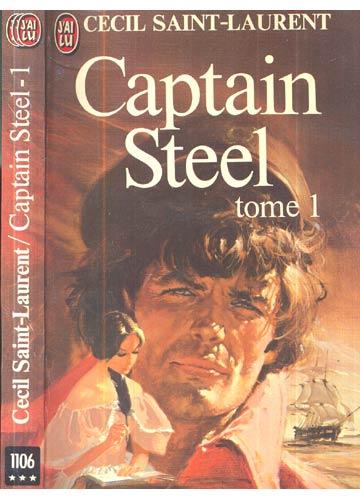 Captain Steel - Volume 1