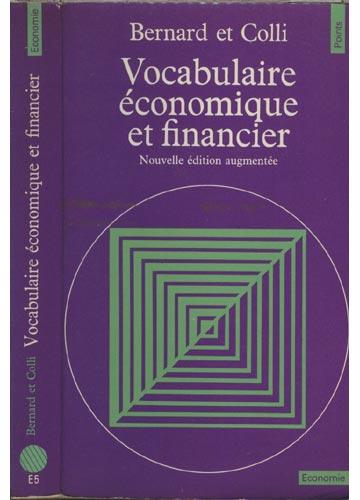 Vocabulaire Économique et Financier