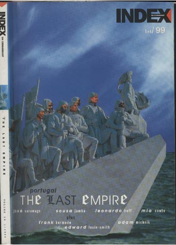 Index on Censorship - The Last Empire - Volume 28 - 1 /1999