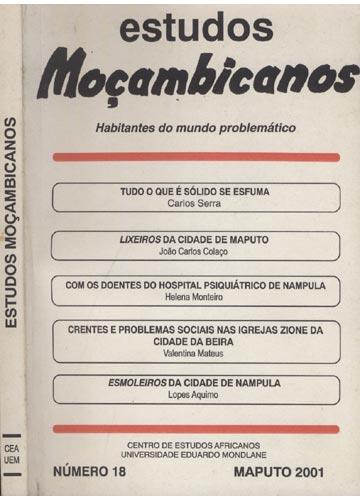 Estudos Moçambicanos - N°.18