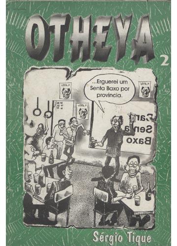 Otheya 2 - Com Dedicatória do Autor