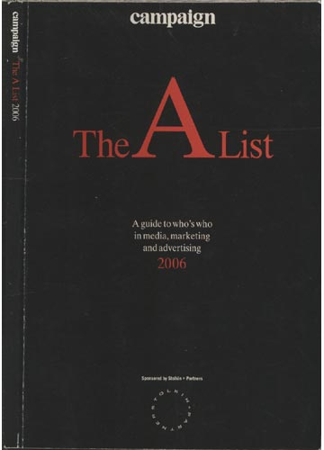 The a List 2006 - Campaign