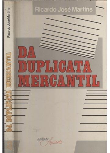 Da Duplicata Mercantil