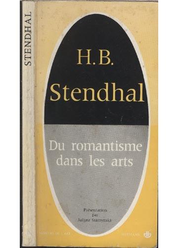 Du Romantisme Dans les Arts