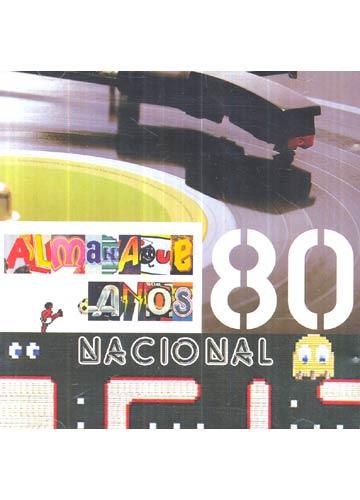 Cd almanaque anos 80 nacional sebo do messias almanaque anos 80 nacional fandeluxe Images