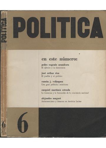 Politica - Nº 6