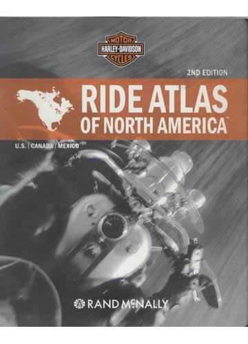 Ride Atlas of North America