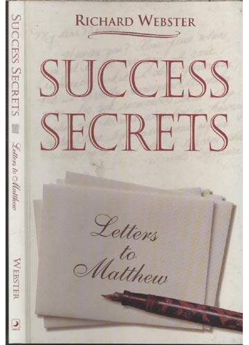 Success Secrets - Letters to Matthew