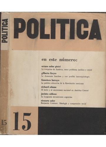 Politica - Nº 15