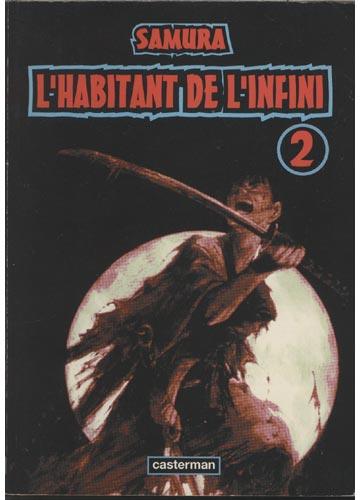 L'habitant de L'infini - Nº.02