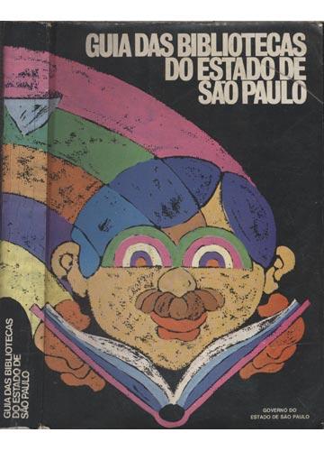 Guia das Bibliotecas do Estado de São Paulo