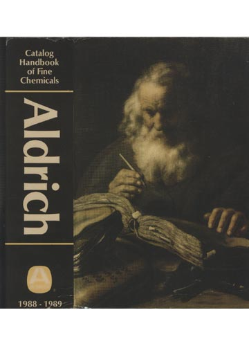 Aldrich - Catalog Handbook of Fine Chemicals