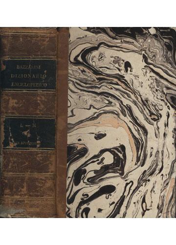 Dizionario Enciclopedico - Volume 4