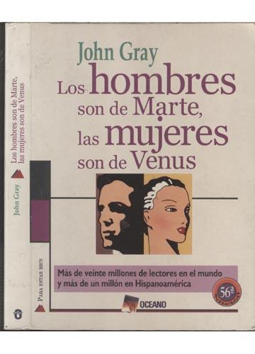 Los Hombres son de Marte las Mujeres son de Venus