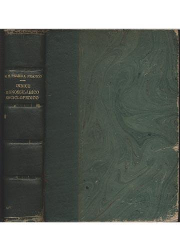 Índice Monossilábico Enciclopédico