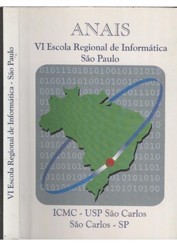 VI Escola Regional de Informática - São Paulo