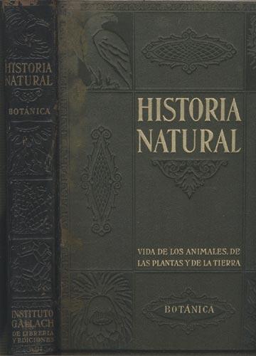 Historia Natural - Botánica