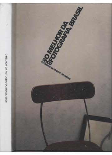 O Melhor da Fotografia - Brasil 08/09 - Com Dedicatória do Editor