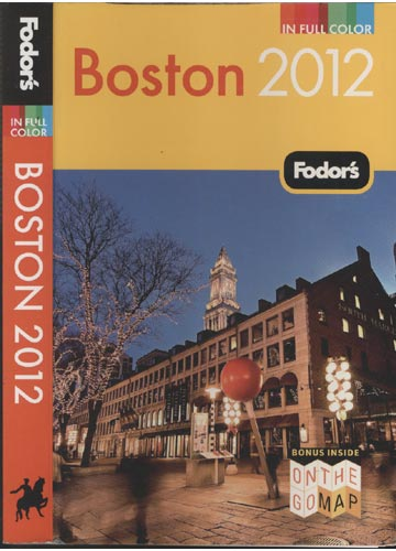 Fodor's - Boston 2012