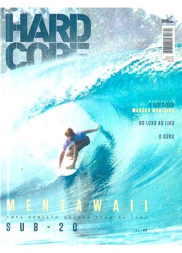 Hard Core - 2011 - Nº.262 - Mentawaii Sub - 20 - Sem DVD