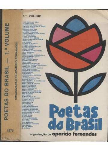 Poetas do Brasil - Volume 1